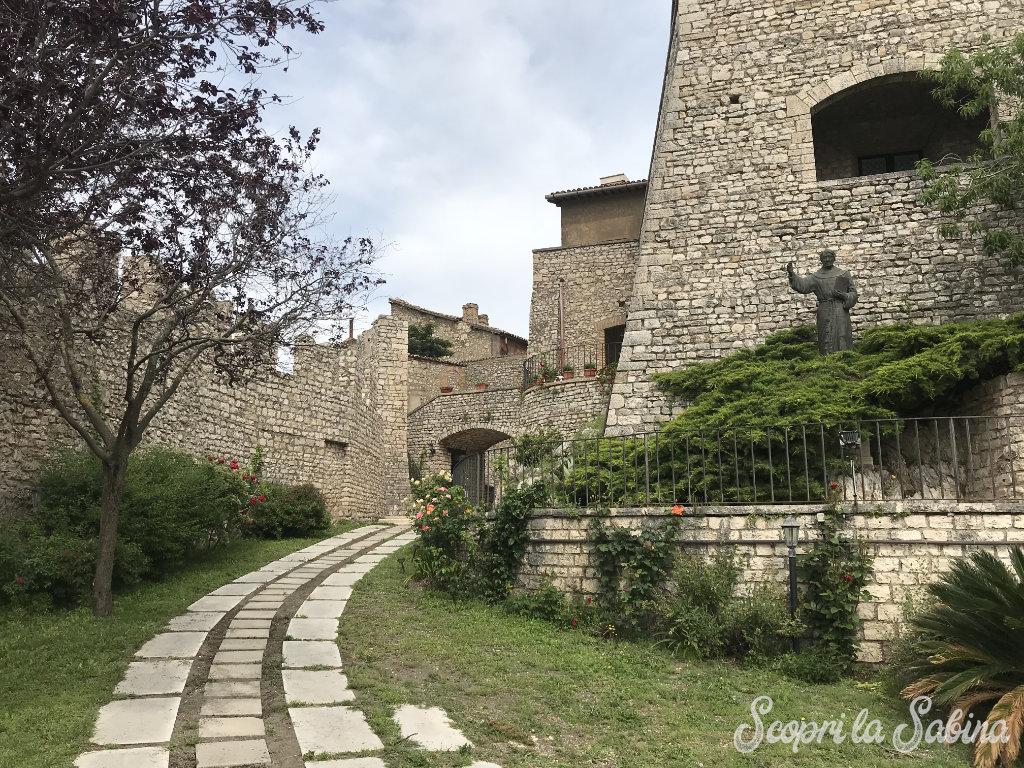 Monastero delle Clarisse Eremite - Fara in Sabina