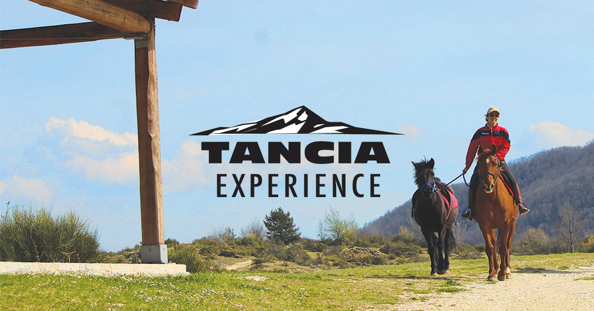 Passeggiata a cavallo al Tancia - eventi in sabina