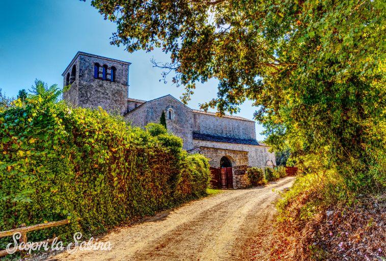Greccio Abbazia di San Pastore