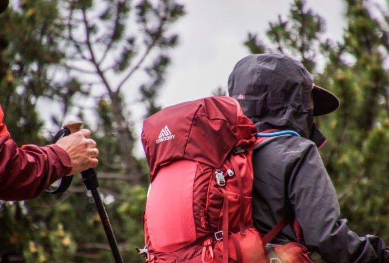 attrezzatura bacchette trekking nel lazio escursioni in sabina