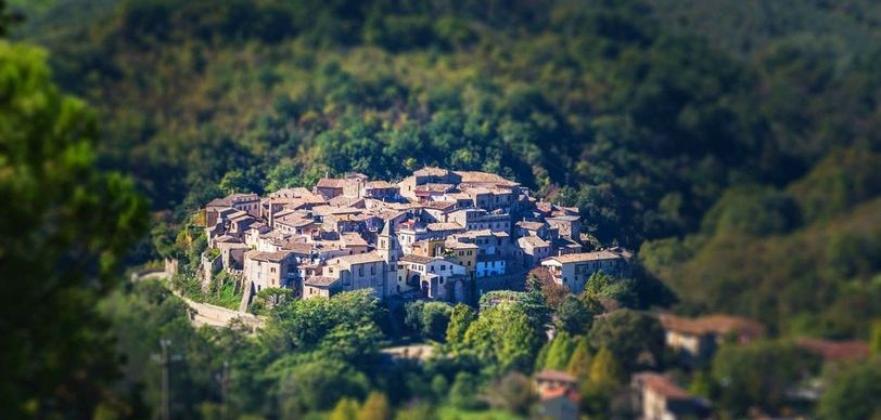Il grande anello di Bocchignano (con passeggiata narrata del borgo) - eventi in sabina