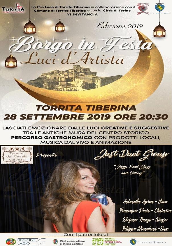 Borgo in Festa – Luci d'Artista - eventi in sabina