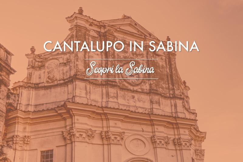Cantalupo in Sabina - cosa vedere in sabina