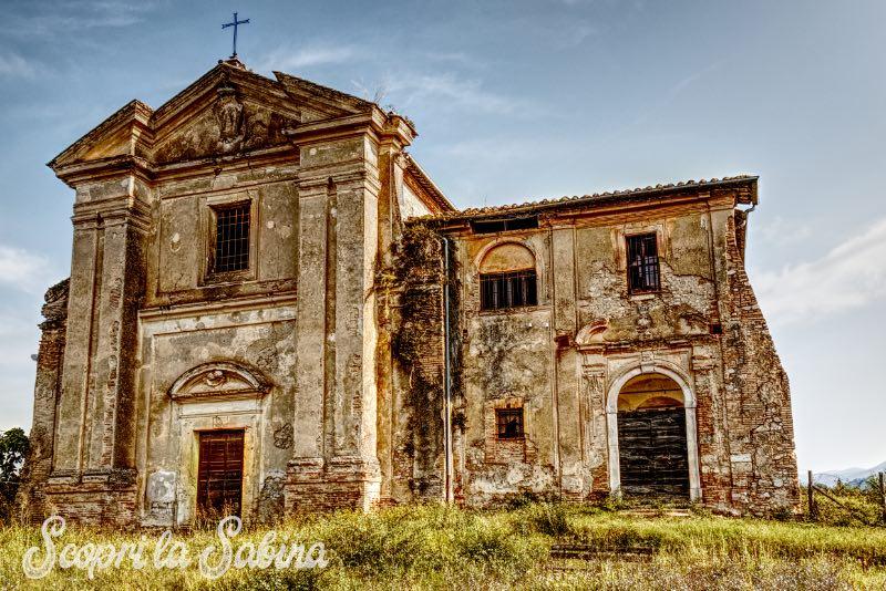 Cantalupo in Sabina borgo del lazio