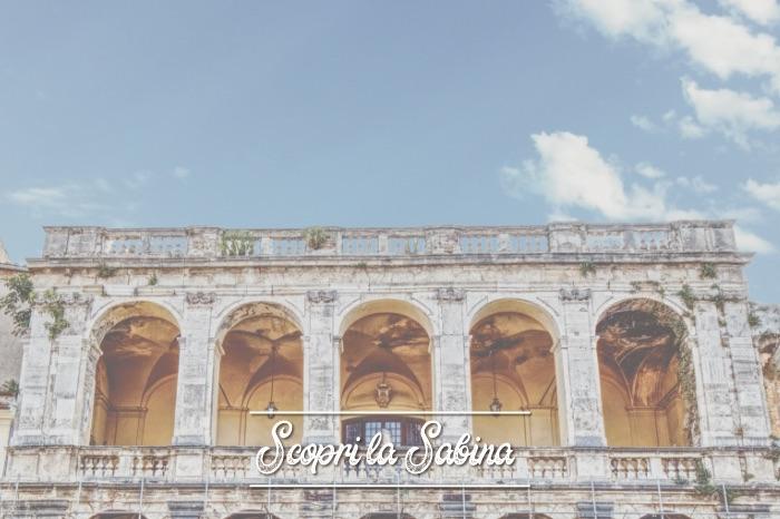 Palazzo Cesi Camuccini - cosa vedere in sabina