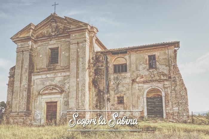 Chiesa di San Biagio - cosa vedere in sabina
