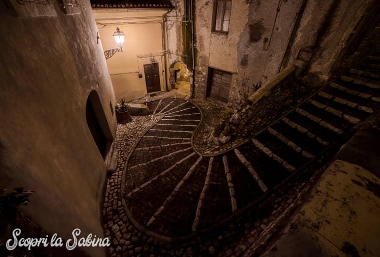 casperia bandiera arancione borgo storico del lazio rieti sabina