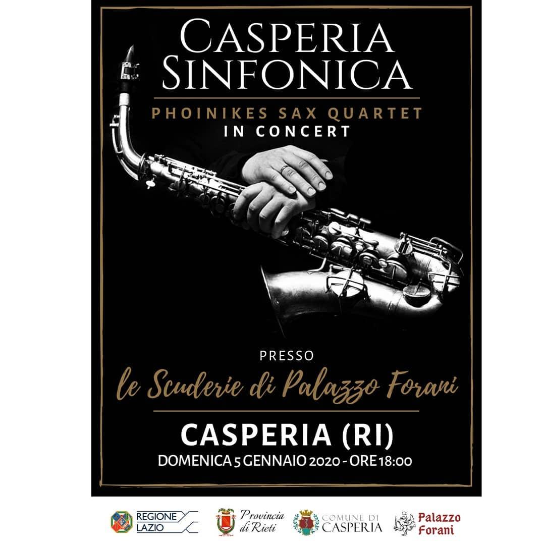 Casperia Sinfonica - eventi in sabina