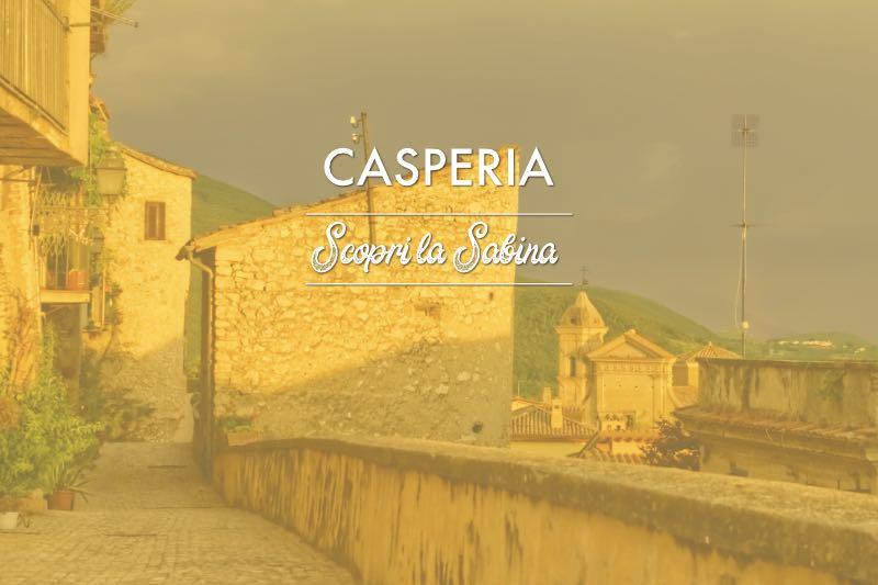 Casperia - cosa vedere in sabina