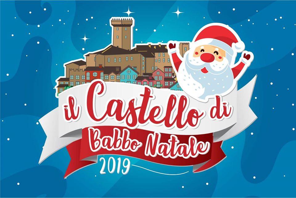 Castello di Babbo Natale - eventi in sabina