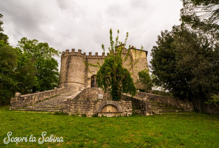 castello orsini montenero sabino