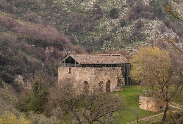 Castelnuovo di Farfa, Chiesa di San Donato