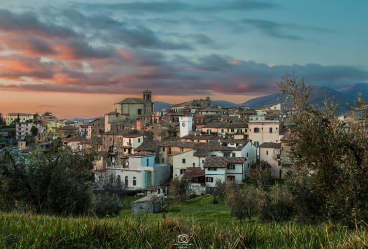 Castelnuovo di Farfa Sabina Rieti Lazio