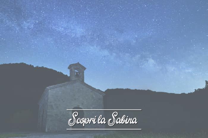 Chiesa di San Francesco al Faggio - cosa vedere in sabina