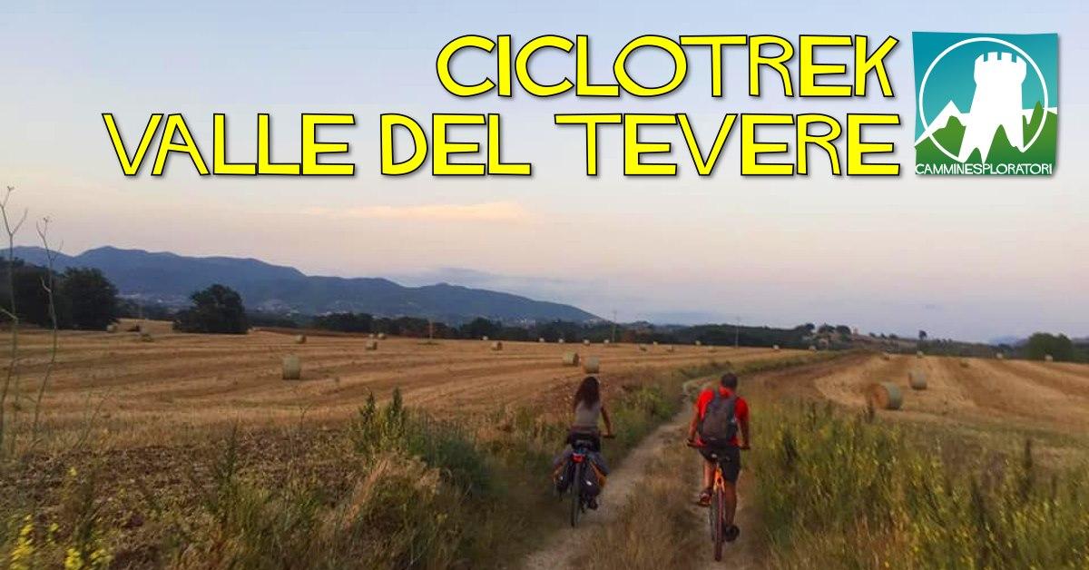 CicloTrek Valle del Tevere - eventi in sabina
