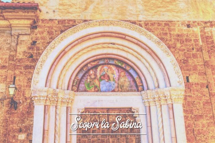Chiesa di Sant'Agostino - cosa vedere in sabina