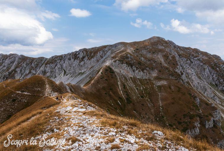 trekking sul terminillo vetta del terminillo