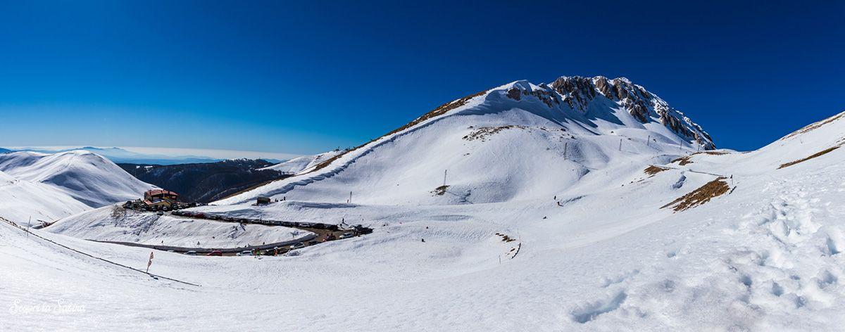 Cosa fare al Terminillo Trekking Ciaspole Escursioni Sci Snowboard Alpinismo