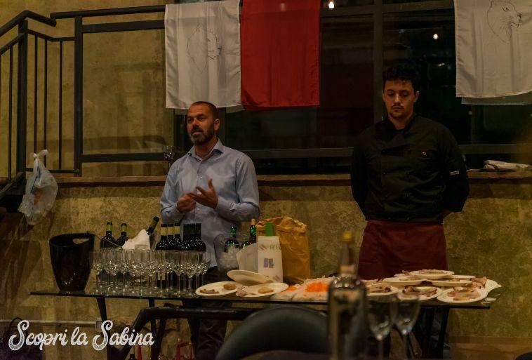 porchetta di selci vini della sabina