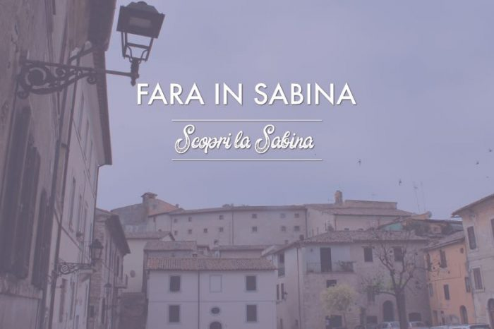 Fara in Sabina