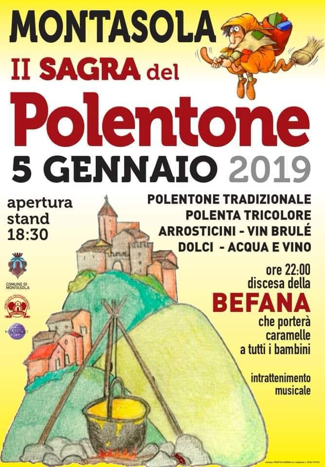 Sagra del Polentone e della Polenta Tradizionale – 2^ edizione - eventi in sabina