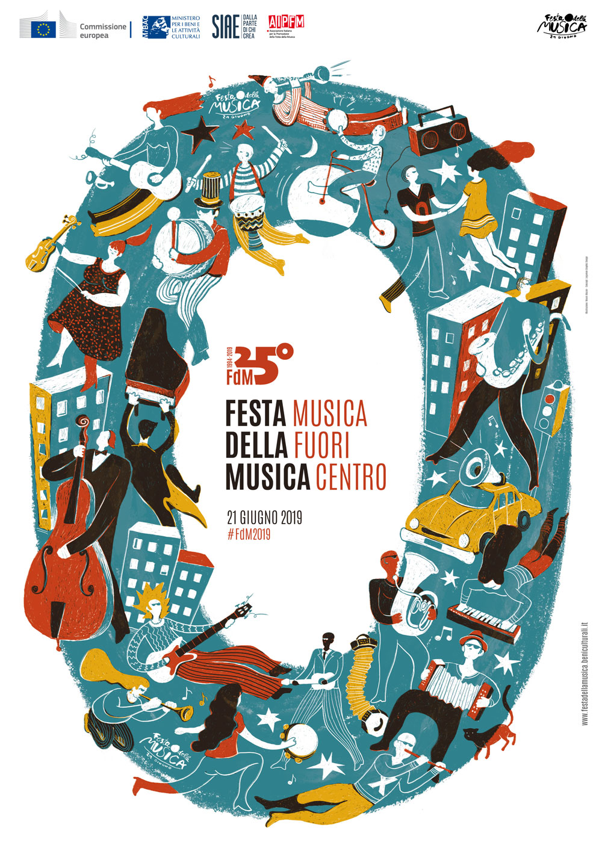 Festa della Musica di Monterotondo – 1^ edizione - eventi in sabina