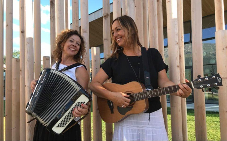 Susanna Buffa & Ludovica Valori in concerto al Festival delle Valli Reatine - eventi in sabina