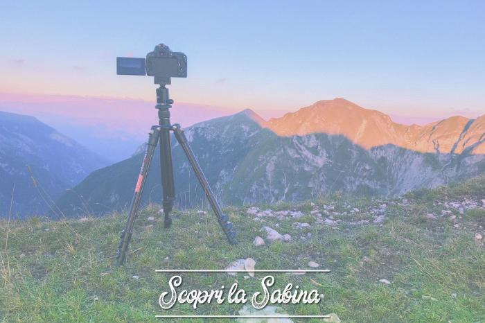 Foto della Sabina: il dietro le quinte del nostro progetto