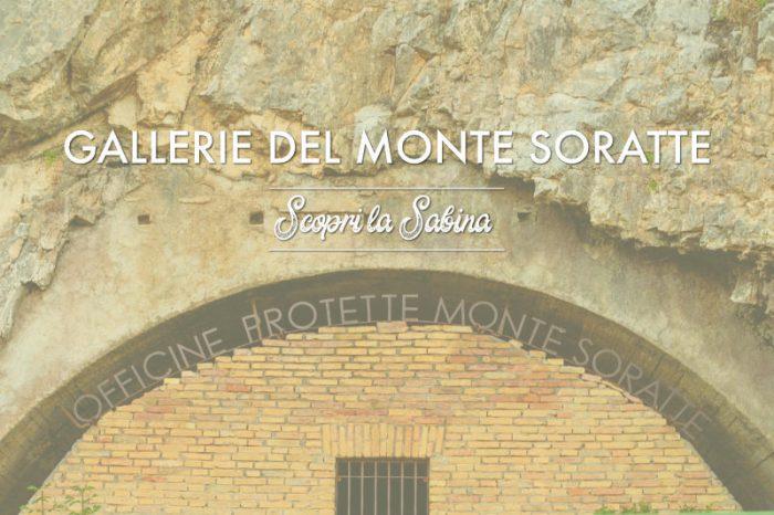Gallerie del Monte Soratte