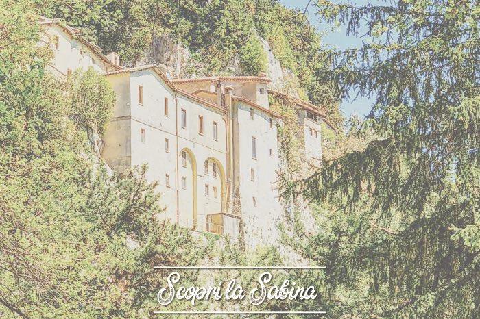Santuario di Greccio - cosa vedere in sabina