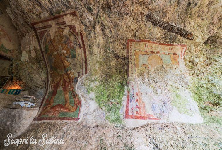 Grotta San Michele Arcangelo al Tancia