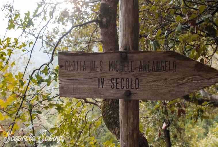 Grotta di San Michele - Come arrivare
