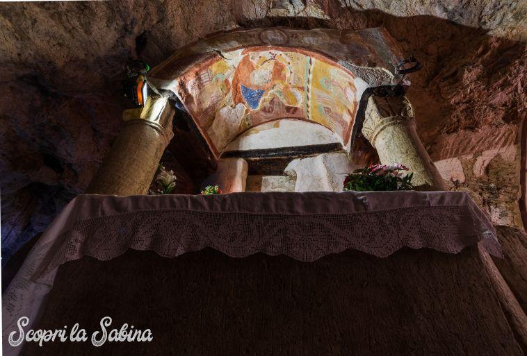Grotta San Michele Sabina