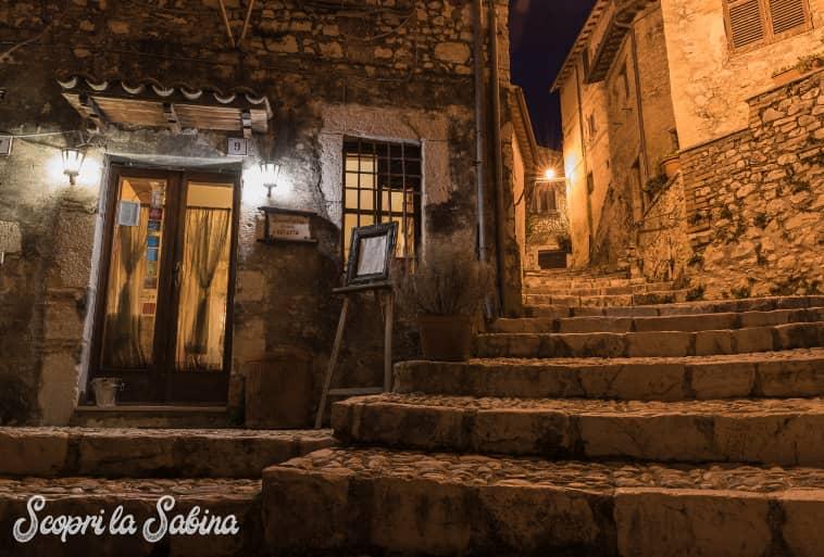 labro bandiera arancione borgo storico del lazio rieti sabina