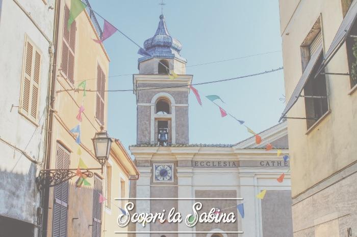 Duomo di San Liberatore - cosa vedere in sabina