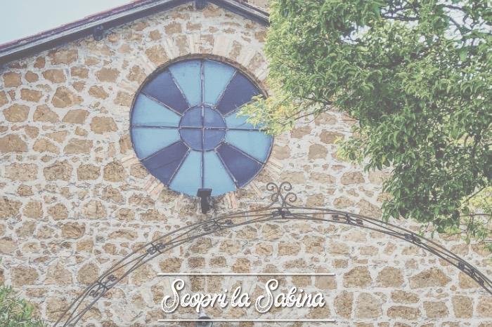 Chiesa della Madonna degli Angeli - cosa vedere in sabina