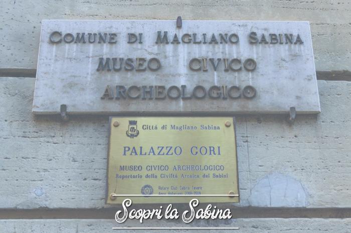 Museo Civico Archeologico di Magliano Sabina - cosa vedere in sabina