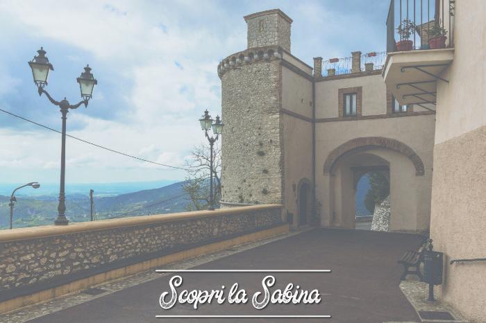 Torre medievale - cosa vedere in sabina