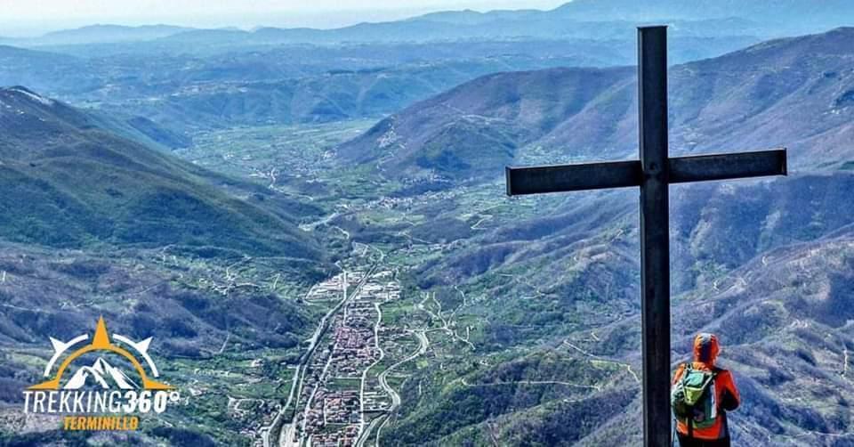 La vetta di Monte Giano e il Rifugio Cardellini - eventi in sabina