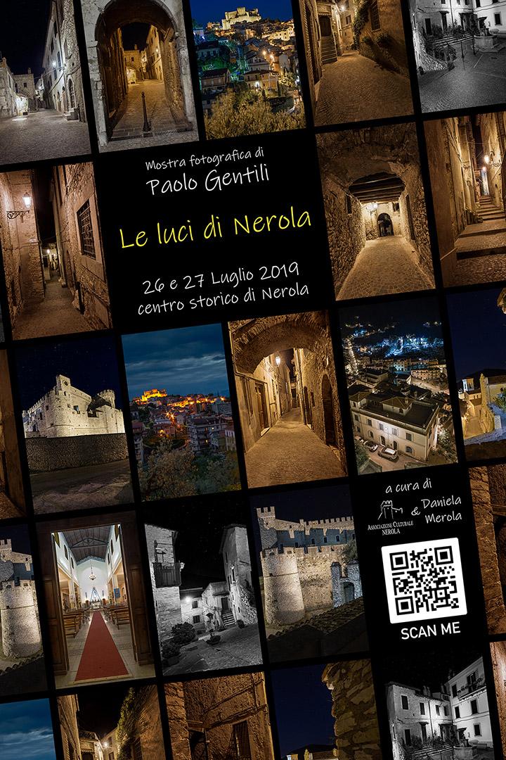 Le luci di Nerola – Mostra fotografica - eventi in sabina