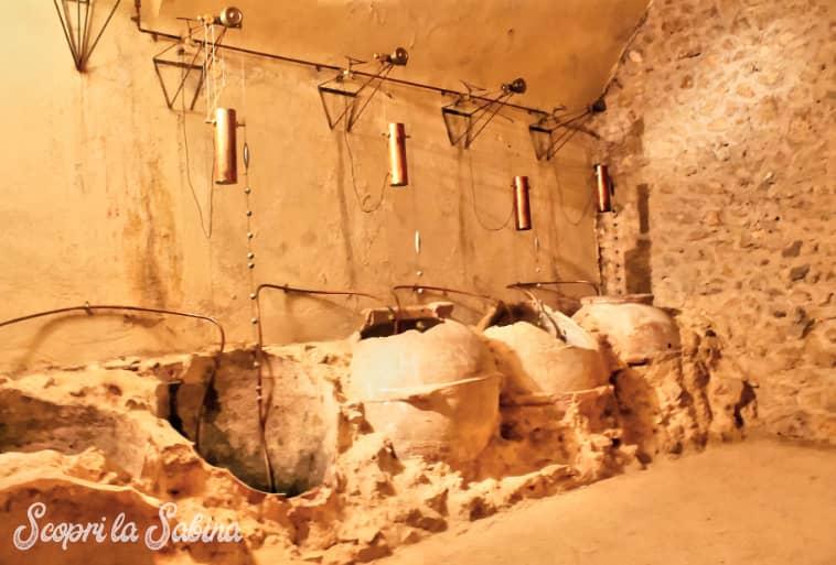 Museo dell'olio della Sabina - Castelnuovo di Farfa