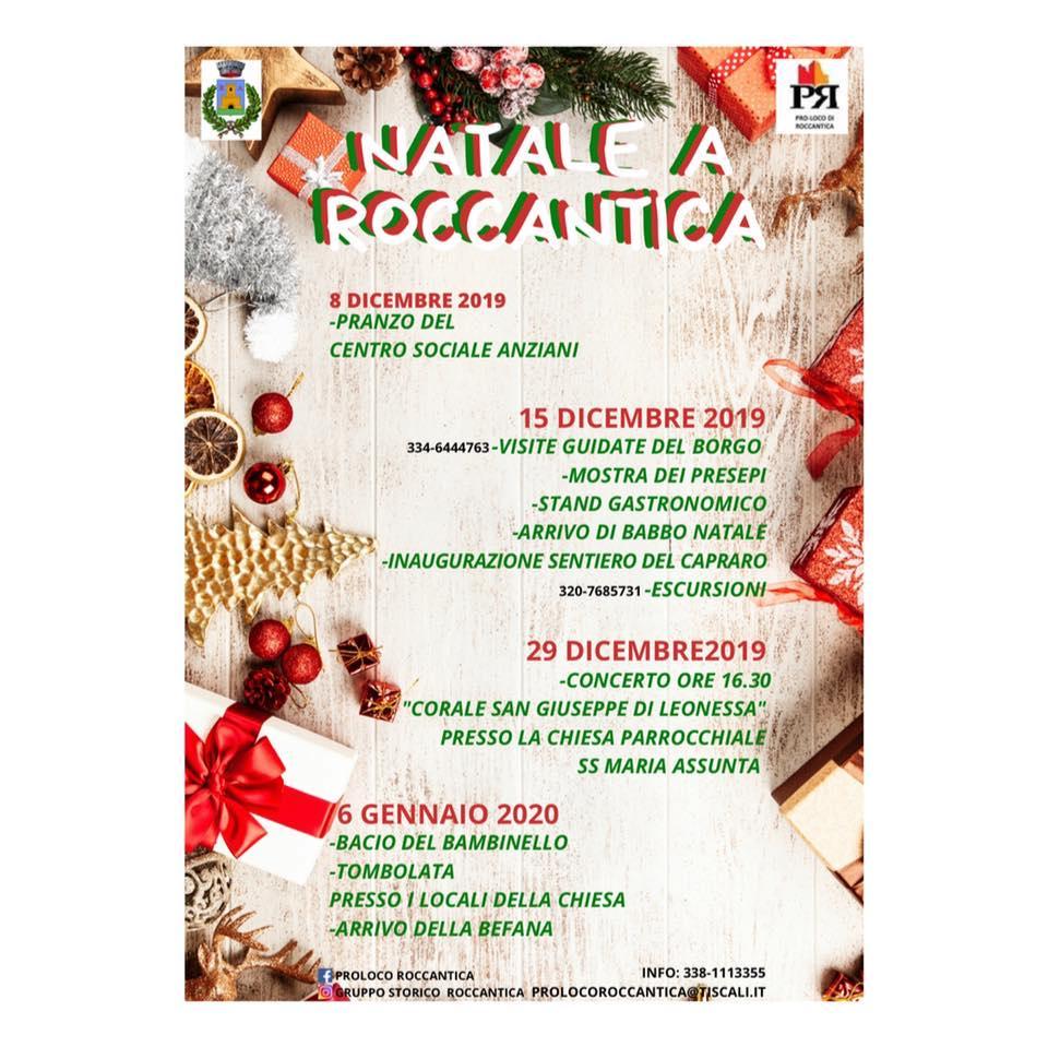 Natale a Roccantica – 8^ edizione - eventi in sabina