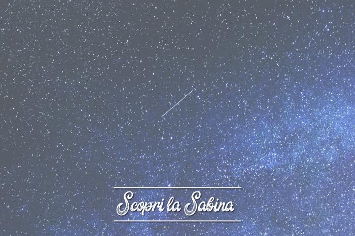 Notte di San Lorenzo: dove vedere le stelle cadenti vicino Roma?