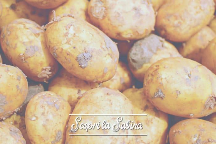 Patata di Leonessa