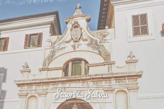Porta Farnese - cosa vedere in sabina