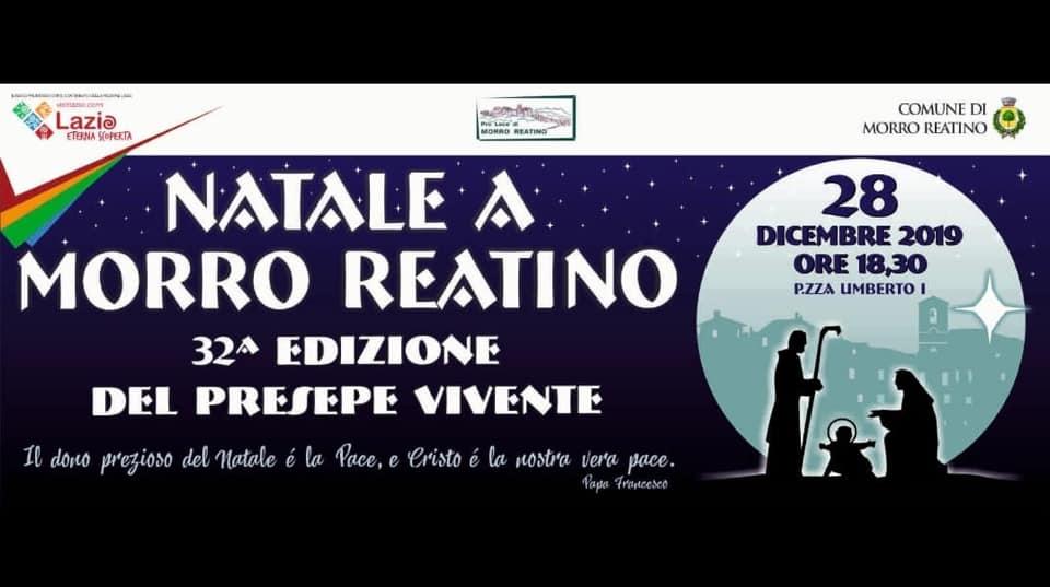 Presepe Vivente di Morro Reatino – 32^ edizione - eventi in sabina