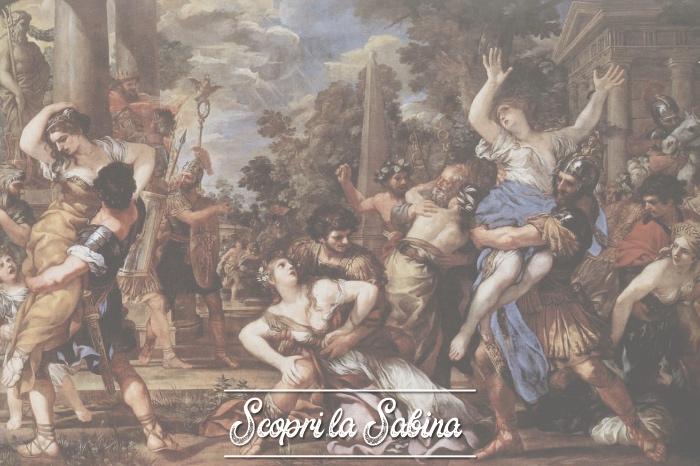 Il Ratto delle Sabine, tra mito, leggenda e storia