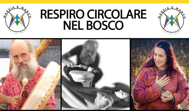 Respiro Circolare nel Bosco – Biovacanza in contatto con sé e la natura - eventi in sabina