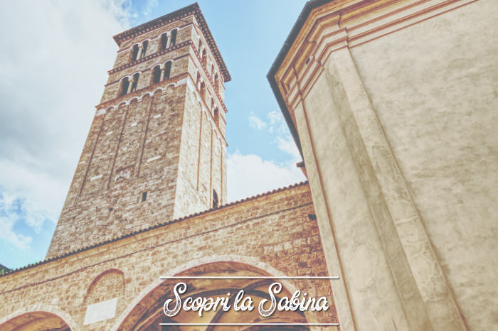 Cattedrale di Santa Maria Assunta - cosa vedere in sabina