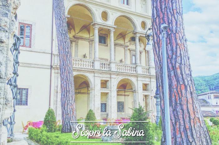 Giardini del Vignola - cosa vedere in sabina